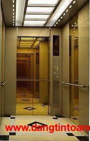 Thang máy – lắp đặt thang máy gia đình, khách sạn, bệnh viện…