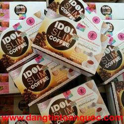 Cafe giảm cân Idol Slim Coffee
