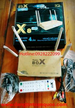 Telebox smart box android X8 plus RAM 2G